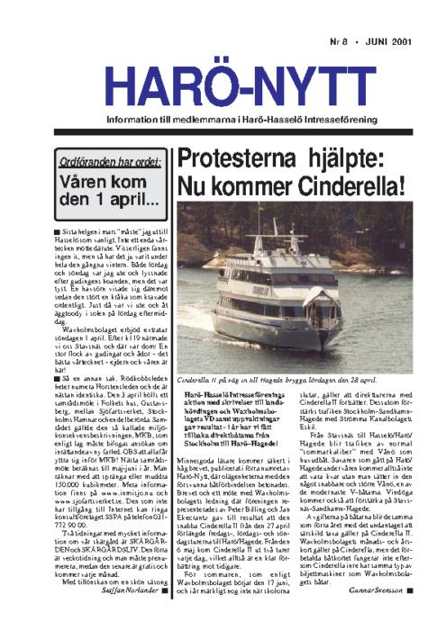 Haro-Nytt 08-01